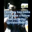 nadia horton - @RocsBoothang - Twitter