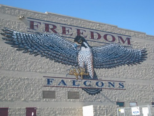 Oakley Freedom High School