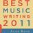 best music writing