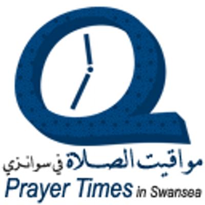 Swansea Prayer Times Swanseaprayer Twitter