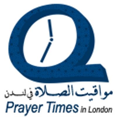 London Prayer Times Londonprayer Twitter