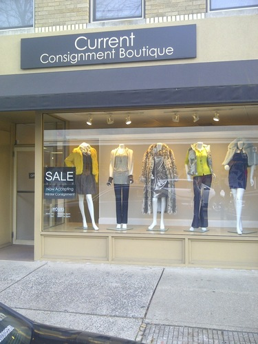 Current Consignment