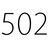 502bg