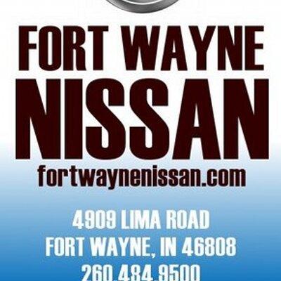 Nissan Fort Wayne >> Fort Wayne Nissan Fwnissan Twitter
