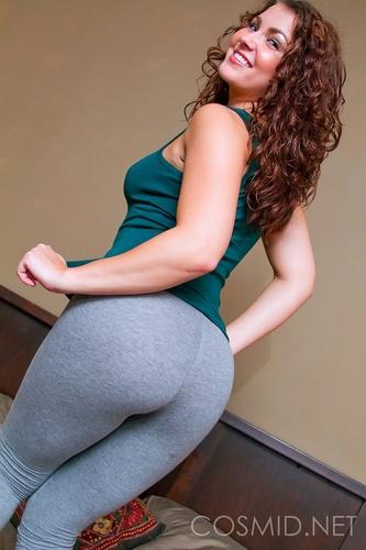 Rabuda de legging big ass in legging 156 - 1 part 2