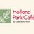 @HollandParkCafe Profile picture