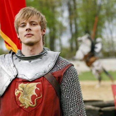 Arthur Pendragon Merlin