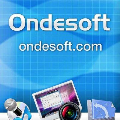 Ondesoft on Twitter: