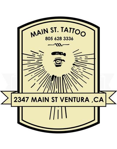 Main street tattoo venturatattoo twitter for Main street tattoo