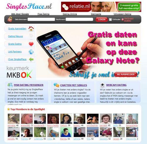 Deze site is een van de grootste datingsites van Nederland en gezien het aantal leden, is de.