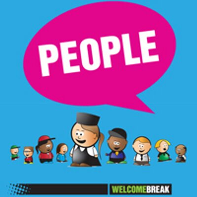Welcome Break People | Social Profile