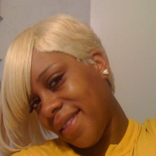 Lovely ebony brown