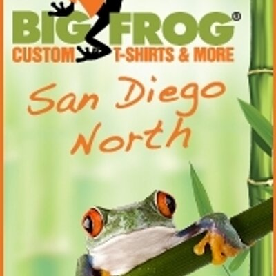 big frog san diego n bigfrogsandiego twitter