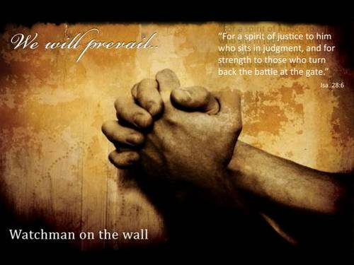 Watchman On The Wall (@WatchmanOnTheWa) | Twitter