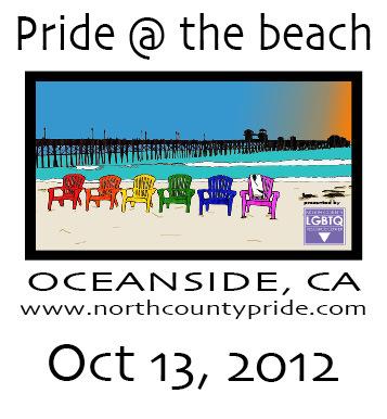 When Is Pride By The Beach  Oceanside Ca