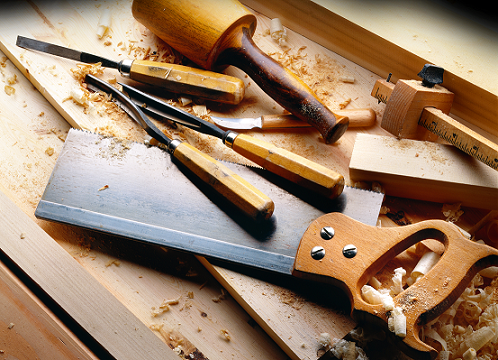 tools for woodwork