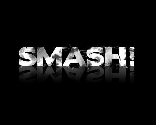 Super Smash Bros Logo Wallpaper