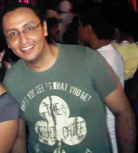 Juan Raffles