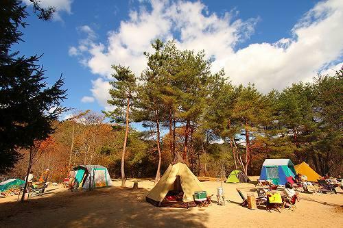 自然 の 森 ファミリー オート キャンプ 場 プロが選んだ一度は行ってほしいキャンプ場13選
