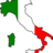 Cartina italia normal