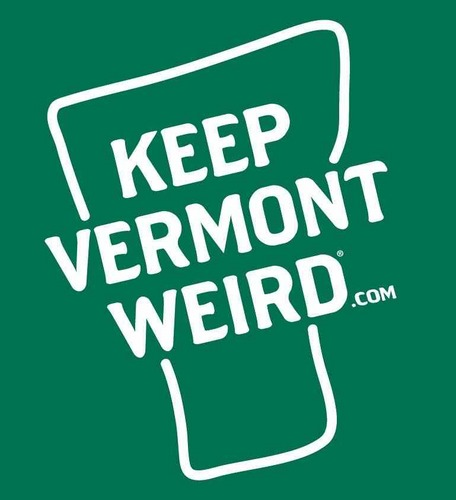 Image result for keep vermont weird
