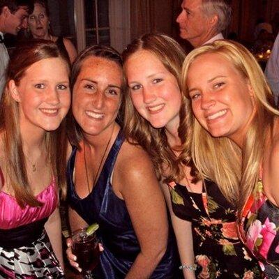Party in Irish girls