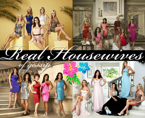 Real Housewives Social Profile