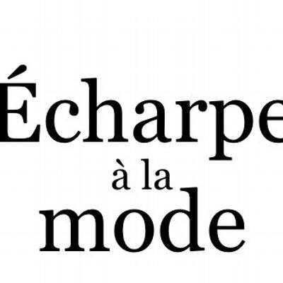 charpe la mode echarpe alamode twitter