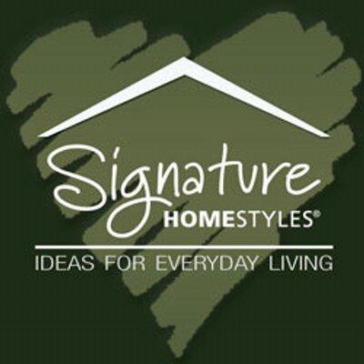 signature homestyles signaturesstyle twitter On signature homestyles