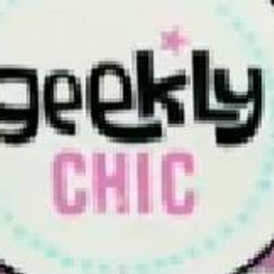 Geekly Chic Home Page