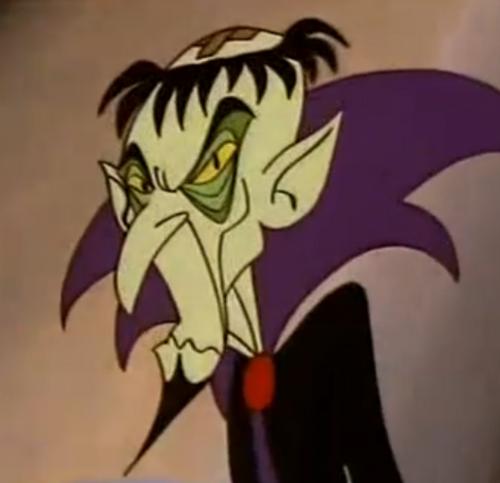 """Tipos"" de Vampiros Macula"