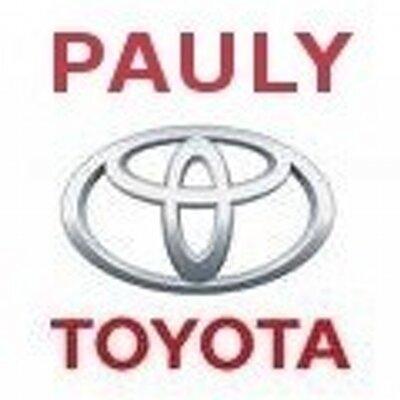 Delightful Pauly Toyota Service