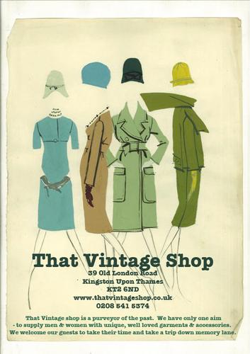 shop That vintage