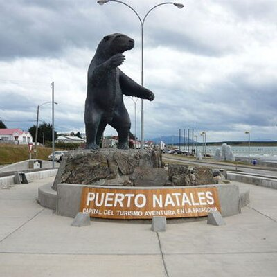 how to fly to puerto natales