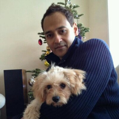 Romit Basu (@RomitBasu) Twitter profile photo