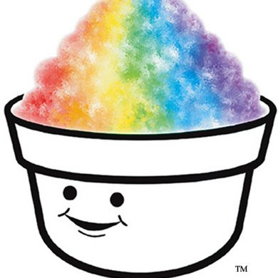 Los angeles shaved ice truck can