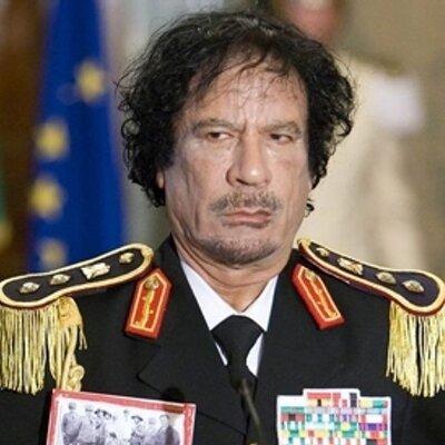 Полковник Каддафи (@muamar_kaddafi)   Twitter