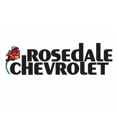 Rosedale Chevrolet on Twitter: