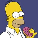 Simpsons donuts l reasonably small