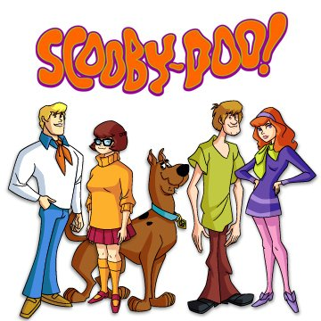 Scooby doo and the gang images