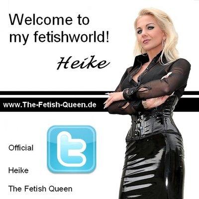 the fetish queen de