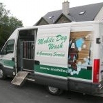 Mobile Dog Wash And Grooming