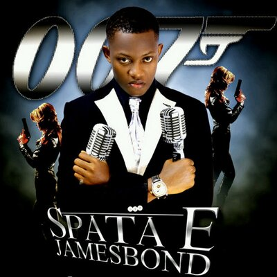 Spata E - James bond Ft. Slowdog