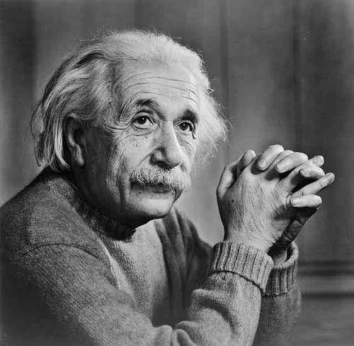 Profile Albert Einstein