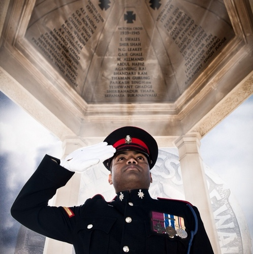 Dr J G Beharry VC Social Profile