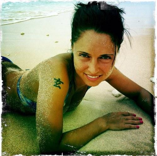 Голая и очень сексапильная Таня Герасимова на бесплатных фотках и видео