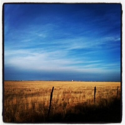 Me.  On the plains. | Social Profile
