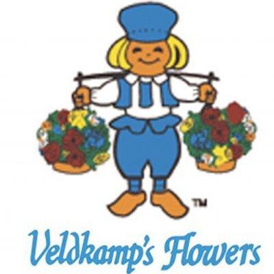 Veldkamp's Flowers and Gifts logo