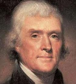 Thomas Jefferson Social Profile