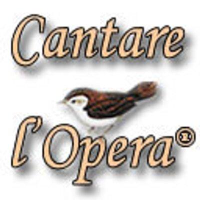 Cantare Lopera At Cantarelopera Twitter